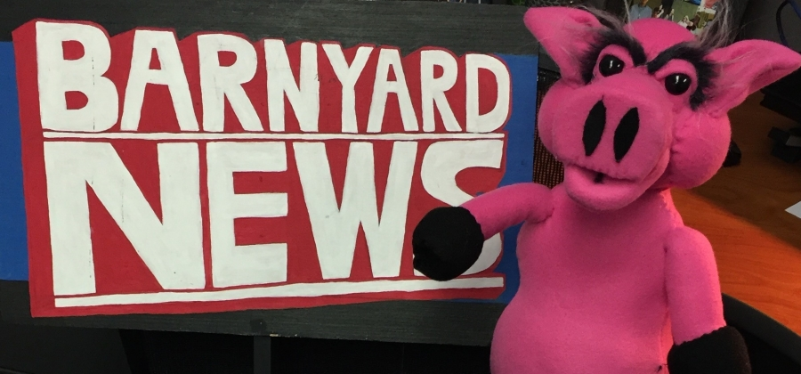 Barnyard News! by Troupe 801